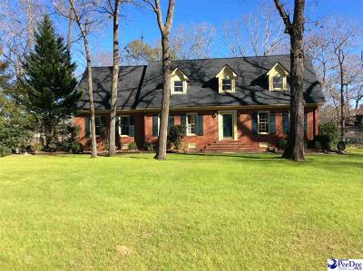 Florence Single Family Home For Sale: 2405 Mosswood Dr