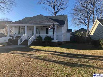 Florence Single Family Home Uc/Show For Back Up: 635 Red Tip Circle
