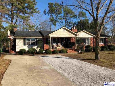 Florence Single Family Home For Sale: 1601 Third Loop Road