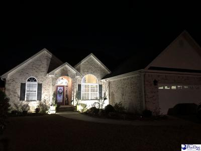 Florence Single Family Home For Sale: 484 Cove Pointe Dr