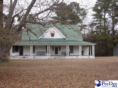 Darlington Single Family Home Uc/Show For Back Up: 3028 E Seven Pines Rd