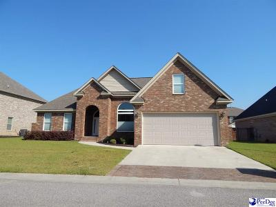 Florence Single Family Home For Sale: 3129 Greystone Dr.