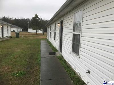 Florence SC Multi Family Home Uc/Show For Back Up: $75,000