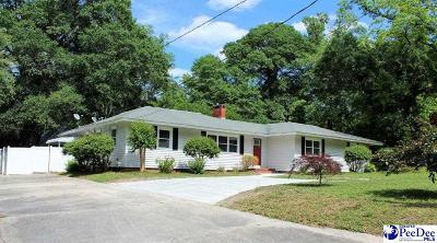 Darlington County Single Family Home For Sale: 411 Kenwood Drive