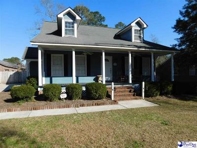 Florence County Single Family Home For Sale: 3208 Beechwood Rd