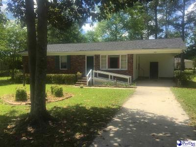 Marion County Single Family Home New: 500 Baker St