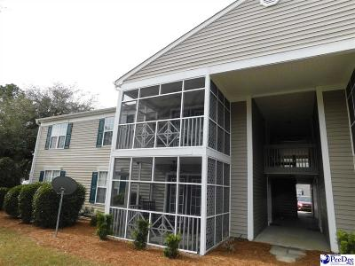 Florence County Condo/Townhouse For Sale: 1424 Golf Terrace Blvd #8