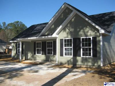 Florence County Single Family Home For Sale: 297 Green Acres Rd