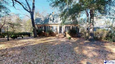 Hartsville Single Family Home For Sale: 202 Park Ave