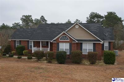 Hartsville Single Family Home For Sale: 917 Melrose