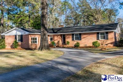 Florence Single Family Home For Sale: 1762 Woods Dr