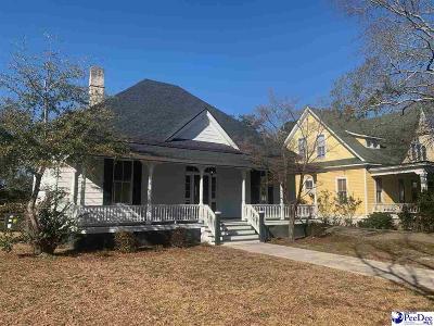 Darlington Single Family Home New: 390 W Broad Street