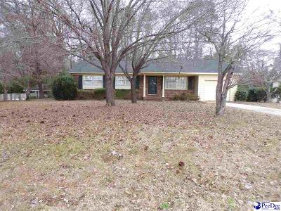 Florence Single Family Home For Sale: 3009 Larkspur Rd.