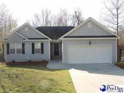 Florence SC Rental For Rent: $995