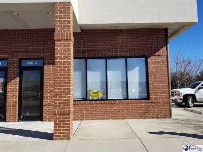 Florence SC Commercial Lease For Lease: $1,500