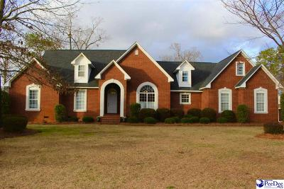Florence Single Family Home For Sale: 3305 Tennyson Dr.