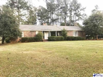 Kingstree Single Family Home Uc/Show For Back Up: 1392 Woodland Avenue