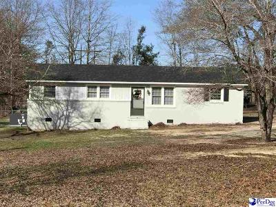 Hartsville Single Family Home For Sale: 116 Wakefield Drive