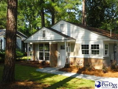 Florence SC Single Family Home Active-Extended: $99,900