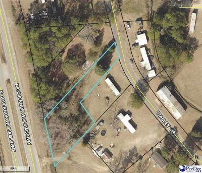 Effingham, Darlington, Darlinton, Florence, Flrorence, Marion, Pamplico, Timmonsville Residential Lots & Land For Sale: Lot 11 Stanley Circle