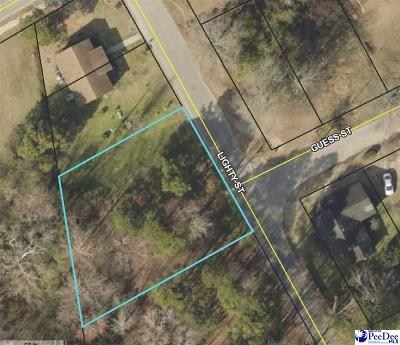 Effingham, Darlington, Darlinton, Florence, Flrorence, Marion, Pamplico, Timmonsville Residential Lots & Land For Sale: Lighty Street