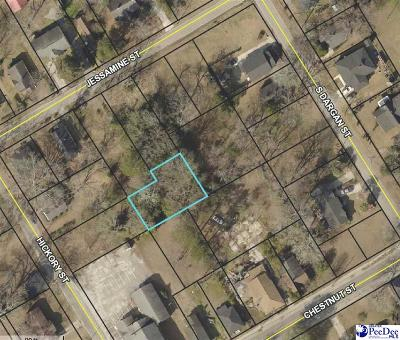 Effingham, Darlington, Darlinton, Florence, Flrorence, Marion, Pamplico, Timmonsville Residential Lots & Land For Sale: Jessamine & Chestnut Streets