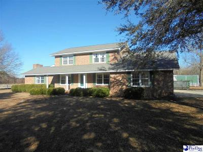 Marion SC Single Family Home Under Contingency Cont: $229,000