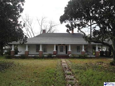 Latta Single Family Home Uc/Show For Back Up: 603 N Richardson Street
