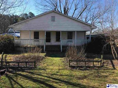 Darlington Single Family Home Uc/Show For Back Up: 2541 Iseman Road