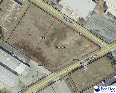 Effingham, Darlington, Darlinton, Florence, Flrorence, Marion, Pamplico, Timmonsville Residential Lots & Land Active-Price Change: 1949 W Darlington St. Ext.