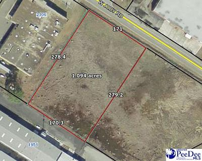 Effingham, Darlington, Darlinton, Florence, Flrorence, Marion, Pamplico, Timmonsville Residential Lots & Land For Sale: 2102 Jody Rd.