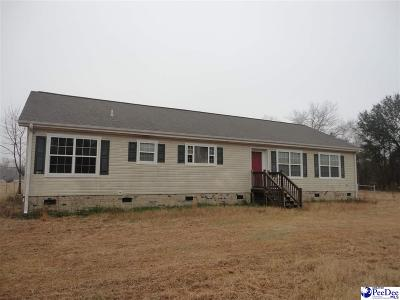 Latta Single Family Home Uc/Show For Back Up: 455 Dudley Road