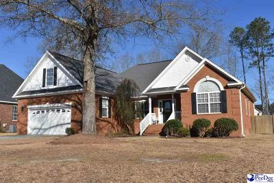Florence Single Family Home For Sale: 991 Fernbank Lane