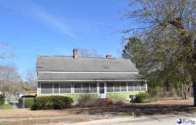 Latta Single Family Home For Sale: 300 E Leitner Street