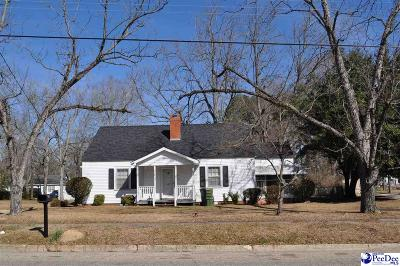 Latta Single Family Home For Sale: 418 E Main Street