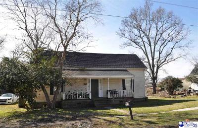 Latta Single Family Home For Sale: 219 E Bamberg Street