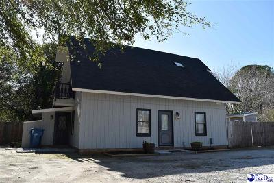 Hartsville Single Family Home For Sale: 109 Cannon Drive
