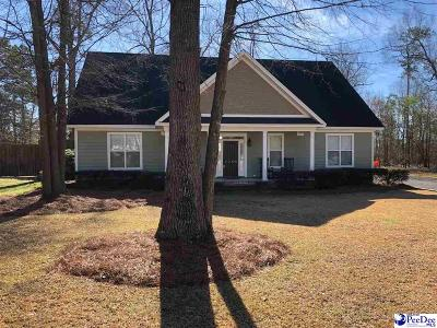 Florence Single Family Home For Sale: 2785 Kintyre Road