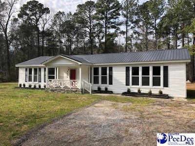 Single Family Home Uc/Show For Back Up: 4504 Spring Hill