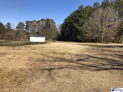 Timmonsville Residential Lots & Land For Sale: S Hill Rd
