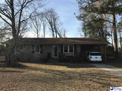 Florence Single Family Home For Sale: 3041 Crestview Drive