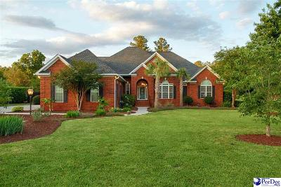 Hartsville Single Family Home Uc/Show For Back Up: 325 Equestrian Run