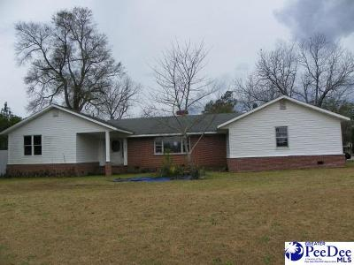 Mullins Single Family Home For Sale: 929 N Main St