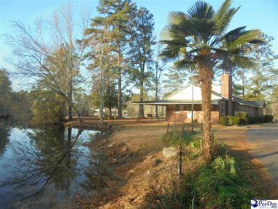 Marion Single Family Home For Sale: 1155 Pine Lake Rd.