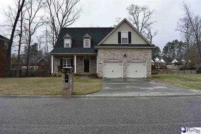 Florence Single Family Home For Sale: 985 Jasmine Lane