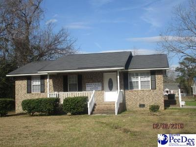 Latta Single Family Home For Sale: 504 Leitner