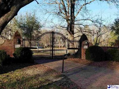Bennettsville Single Family Home For Sale: 624 Lehaven Lane