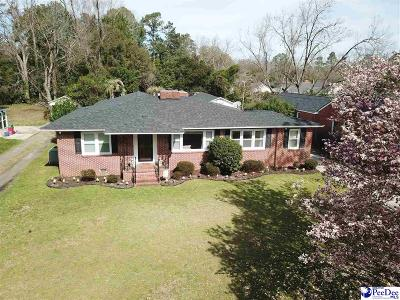 Florence Single Family Home For Sale: 711 Cherokee Rd.