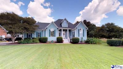 Florence SC Single Family Home New: $309,000
