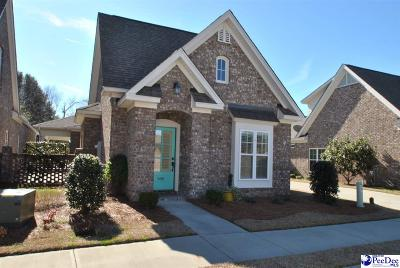 Florence SC Single Family Home Uc/Show For Back Up: $204,800